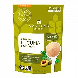 אבקת לוקומה אורגני 454 גרם - מבית Navitas Organics