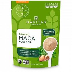אבקת מאקה אורגני 454 גרם - מבית Navitas Organics