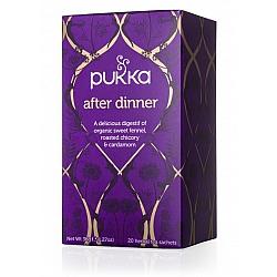 פוקה חליטות תה צמחים אחרי האוכל 20 שקיקים - מבית Pukka Herbs