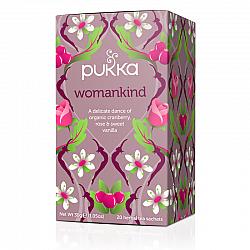 פוקה חליטות תה צמחים וומנקיינד 20 שקיקים - מבית Pukka Herbs