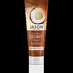 ג'ייסון קרם גוף וידיים קוקוס 227 גרם - מבית JASON