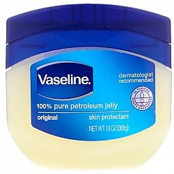 וזלין טהור 100% אורגינל ג'ל פטרוליום 368 גרם - מבית VASELINE