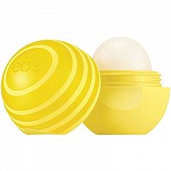EOS Lip Balm - אי או אס שפתון לחות בטעם לימון - בבית EOS