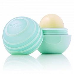 EOS Lip Balm - אי או אס SPF-30 שפתון לחות עם אלוורה - בבית EOS