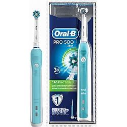 אורל בי בראון PRO 500 מברשת שיניים חשמלית 3D - מבית Oral B