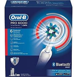 אורל בי PRO 6000 מברשת שיניים חשמלית - מבית Oral B