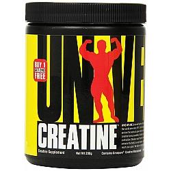 קריאטין טהור 200 גרם יוניברסל CREATINE -  מבית Universal Nutrition