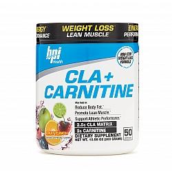 שורפי שומן ל-קרניטין + CLA  בי פי אי 300 גרם - טעם פירות - מבית BPI Sport
