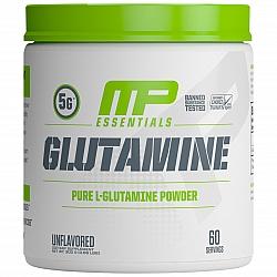 אבקת גלוטמין מאסלפארם ללא טעם 300 גרם - מבית MusclePharm