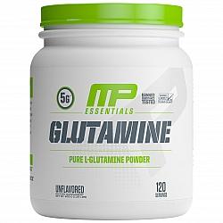 אבקת גלוטמין מאסלפארם ללא טעם 600 גרם - מבית MusclePharm