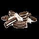 מחיר אבקת חלבון איזו 100 דיימטייז ISO 100 בטעם קרם עוגיות 1.4 קג - מבית Dymatize Nutrition