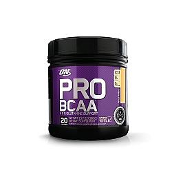 BCAA  עם גלוטמין אופטימום פרו סירייס טעם אפרסק מנגו 390 גרם - מבית Optimum Nutrition