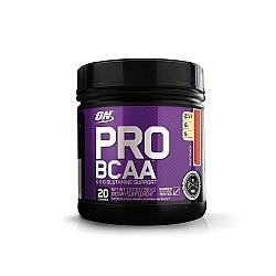 BCAA  עם גלוטמין אופטימום פרו סירייס טעם פונץ פירות 390 גרם - מבית Optimum Nutrition