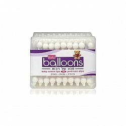בלונס מקלוני אוזניים לתינוק 50 יחידות - מבית BALLOONS