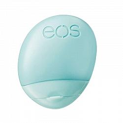 """קרם ידיים אורגני וטבעי EOS - כחול Fresh Flowers - אי או אס 44 מ""""ל - מבית EOS"""