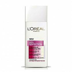 """לוריאל סופט חלב פנים לעור יבש ורגיש 200 מ""""ל - מבית L'OREAL PARIS"""