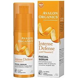 """סרום ויטמין C מחייה אבלון אורגניקס 30 מ""""ל - מבית Avalon Organics"""