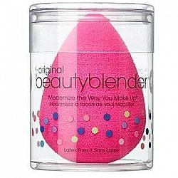ביוטי בלנדר ספוגית איפור מקצועית בצבע ורוד - מקורית BeautyBlender Original