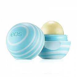 EOS Lip Balm - אי או אס שפתון לחות בטעם וניל מנטה - בבית EOS