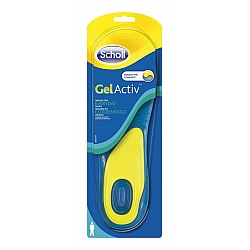 רפידות GelActiv לגבר מידה 42-48 - מבית Scholl