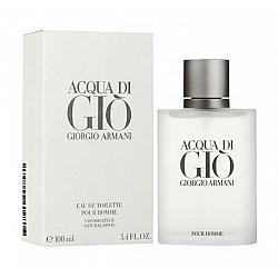 """בושם לגבר ג'ורג'ו ארמני אקווה די ג'יו מן Acqua Di Gio א.ד.ט 100 מ""""ל - מבית Giorgio Armani"""