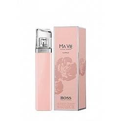 """בושם לאשה מה ויה פלורל של הוגו בוס Ma Vie Florale א.ד.פ 75 מ""""ל - מבית Hugo Boss"""