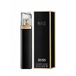 """בושם לאשה נוויט של הוגו בוס Nuit א.ד.פ 75 מ""""ל - מבית Hugo Boss"""