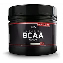 BCAA אופטימום חומצות אמינו 3000 ללא טעם 300 גרם - מבית Optimum Nutrition