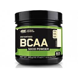BCAA חומצות אמינו 5000 אופטימום ללא טעם 345 גרם - מבית Optimum Nutrition