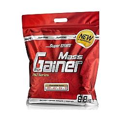 """מאס גיינר לעליה במסה - טעם בננה - סופר אפקט יחס 1:5 משקל 6.8 ק""""ג - מבית Super Effect"""