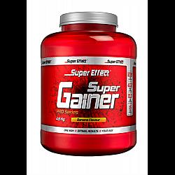 """סופר גיינר לעליה במסה סופר אפקט יחס 1:5 - משקל 4.5 ק""""ג מית Super Effect"""