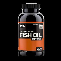 אומגה 3 שמן דגים אופטימום 200 כמוסות רכות מבית Optimum Nutrition