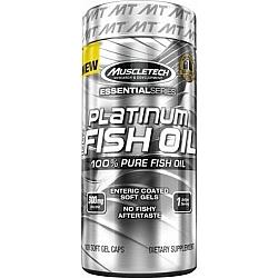 שמן דגים אומגה 3 - 100 כמוסות רכות מבית MuscleTech