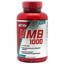 1000 HMB כמות 90 כמוסות מבית MET-RX