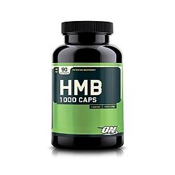 1000 HMB כמות 90 כמוסות מבית Optimum Nutrition
