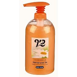 כיף אל סבון קטיפתי קמומיל מועשר בלחות 1 ליטר