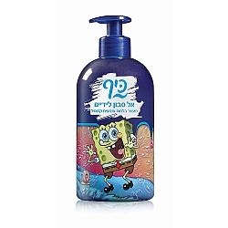 """כיף בוב ספוג אל סבון לידיים 500 מ""""ל"""