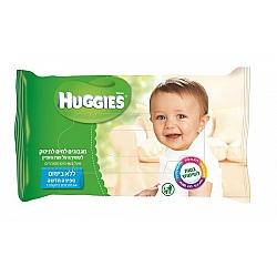 האגיס מגבונים לחים לתינוק ללא בישום - אריזה אחת