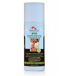 """מאמי קר סבון עשוי רכיבים בוטאניים ואורגניים - 400 מ""""ל"""