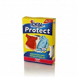 אידאל פרוטקט - לבטחון מלא בכביסה צבעונית - אריזה 15 דפי כביסה - מבית יעקבי