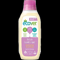 """אקובר נוזל אקולוגי לכביסה עדינה 750 מ""""ל - מבית Ecover"""