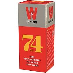 תה 74 ויסוצקי 125 גרם
