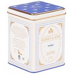 תה שחור פריז Paris בפחית 40 גרם 20 שקיות - מבית Harney & Sons