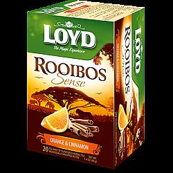 תה רויבוש בטעם תפוז וקנמון לויד 20 שקיות תה - LOYD