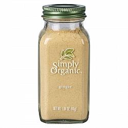ג'ינג'ר אורגני 46 גרם - Simply Organic