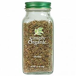 טימין אורגני 22 גרם - Simply Organic