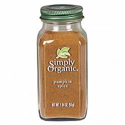 תבלין דלעת אורגני 55 גרם - Simply Organic