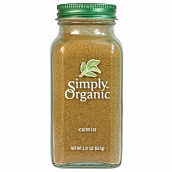 תבלין כמון אורגני 65 גרם - Simply Organic