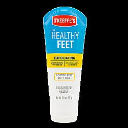 פילינג קרם כף הרגל לחות לעור יבש במיוחד 85 גרם - מבית O'Keeffe's