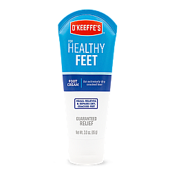 קרם טיפולי לעור סדוק בעקב כף הרגל בשפופרת 85 גרם - מבית O'Keeffe's